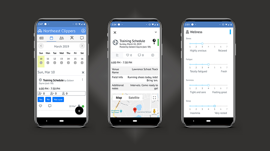 DRIVN Scheduling and tracking screenshots